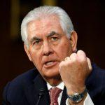Тиллерсон и генерал Макмастер поспорили о внешней политике США