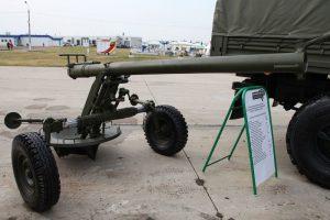 Военный спецназ Беларуси получит нарезные минометы «Нона-М1»