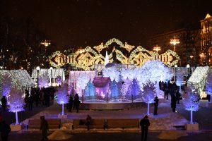 Балет на льду «Золушка» — премьера фестиваля «Путешествие в Рождество»