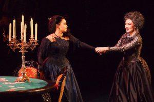 В «Геликон-опере» представили новую версию «Пиковой дамы»