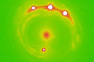 Астрономы впервые смогли обнаружить экзопланету за пределами нашей Галактики
