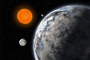 Каменистая или газовая? Астрономы раскрывают секреты далеких суперземель