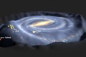 Ученые раскрывают происхождение звездных скоплений гало Млечного пути