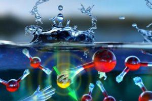 Энергию входа электрона в воду впервые измерили экспериментально