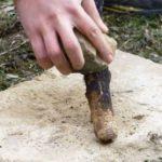 Найдены возможно древнейшие орудия неандертальцев, сделанные с помощью огня