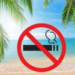В Таиланде вступил в силу закон о запрете курения на пляжах