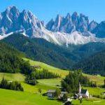 Швейцария. Откройте для себя удивительные достопримечательности страны