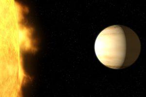 Ученые обнаружили планету с большими запасами воды в ее атмосфере