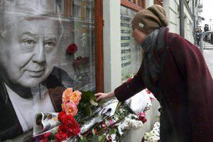 Россия простилась с великим артистом Олегом Табаковым