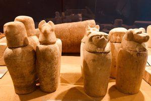 В египетском Эз-Заказике открыли музей древностей