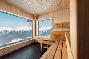 Самую высокогорную баню построили в Сочи