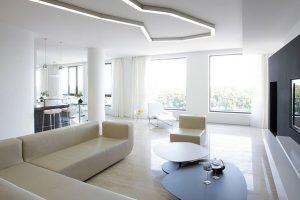 Стиль интерьера – модерн-минимализм