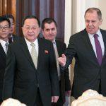 Лавров: Россия продолжит оказывать гуманитарное содействие КНДР