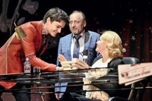 В Москве состоялся «Звездный вечер» с лауреатами премии журнала «Театрал»