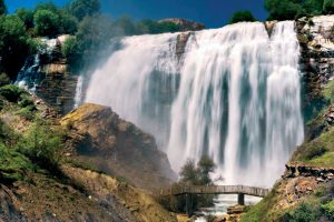 Водопад Тортум Гёлю начнут посещать миллионы туристов