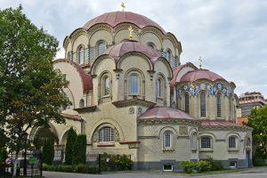 Церковь Казанской иконы Божией Матери реставрируют в Санкт-Петербурге