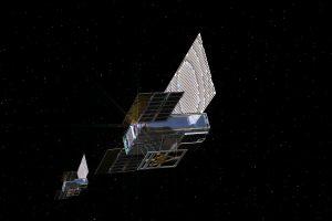 Первые «кубсаты» за пределами земной орбиты передают радиосигнал на нашу планету