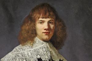 «Портрет молодого человека» принадлежит кисти Рембрандта