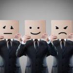 Эмоции отличаются по цвету лица