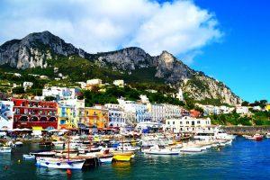 На Капри могут ввести ограничения для туристов