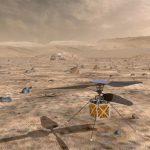 NASA испытает на Марсе беспилотный вертолет
