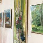 Выставка Объединения русских художников в Эстонии открылась в Москве
