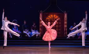 В Мариинском театре прошел выпускной вечер Академии Русского балета им. Вагановой