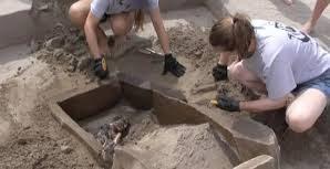 Археологи обнаружили захоронение I века до нашей эры