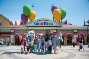 Гости Сочи Парка увидят восемь новых шоу