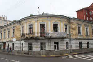 Городскую усадьбу Шнаубертов признали объектом культурного наследия