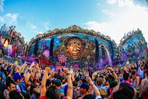 В бельгийском Боме прошел фестиваль «Tomorrowland»