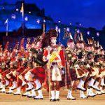 В Эдинбурге открывается Королевский парад военных оркестров