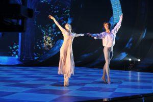 Для участников «Большого балета» наступил День современной хореографии