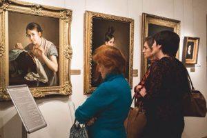 Музей Тропинина откроется после масштабной реэкспозиции