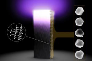 Двадцати шести атомов углерода оказалось достаточно для роста алмаза