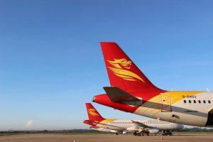 Beijing Capital Airlines связала Ханчжоу и Москву