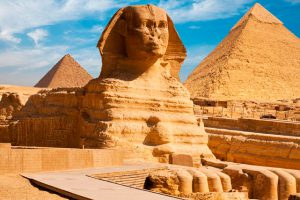 Загадочные гробницы Египта
