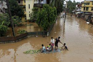 Ростуризм о наводнении в Индии