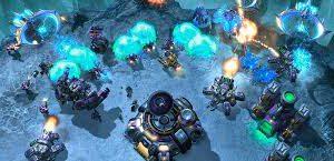 Китайские боты обыграли алгоритмы StarCraft II