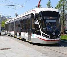 В Германии начались испытания беспилотного трамвая