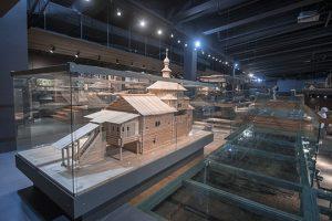 О первом в России Музее археологии дерева