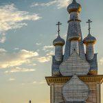 В Архангельской области восстанавливают Одигитриевскую церковь