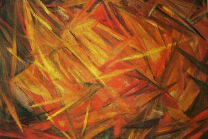 Выставка в Новой Третьяковке рассказывает о лучизме Михаила Ларионова