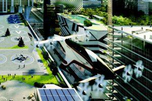 Airbus назвал свободный полет одной из основ развития беспилотной авиации