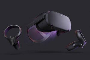 Oculus представила автономный шлем виртуальной реальности Quest