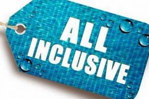 Турция может частично отказаться от all inclusive к 2024 году