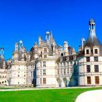 Замок. Шамбор-жемчужина Франции