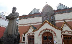 Третьяковская галерея готовится к новому проекту «Энциклопедия русской жизни»