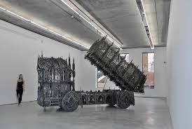 В Москве открылась выставка бельгийского художника Вима Дельвуа