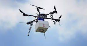 Дроны признали безопасным средством перевозки органов для трансплантации